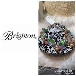 """Brighton bracelet NWT Mimosa"""" beaded w tin silver"""